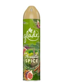 Glade Limited Edition Acoustic Spice Air Freshener 300ml