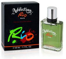 Addiction Rio man Eau De Toilette Spray 50ml
