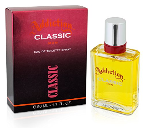 Addiction Classic man Eau De Toilette Spray 50ml