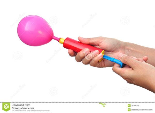Balloon Hand Air Pump