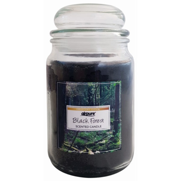 AirPure Black Forest Scented Candle 510g