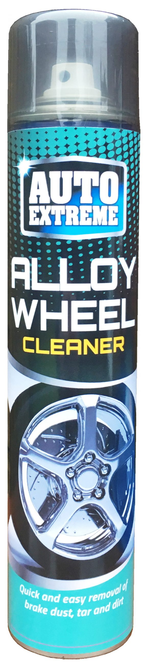 Auto Extreme Alloy Wheel Cleaner 370ml