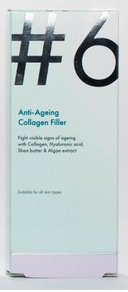 #6 Anti-Ageing Collagan Filler 15ml