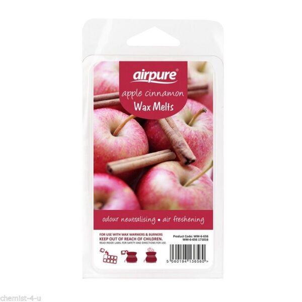 AirPure Apple Cinnamon Wax Melts 68g