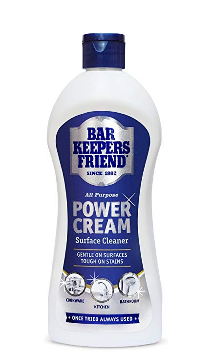 Bar Keepers Friend All Purpose Power Cream Surface Cleaner 350ml