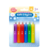 Upsy Daisy Scribble and Wipe Bath Crayons 6pk