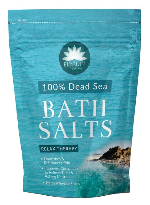 Elysium Spa Bath Salts 450g