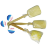 Long Handled bath sponge (Type may vary One supplied only )