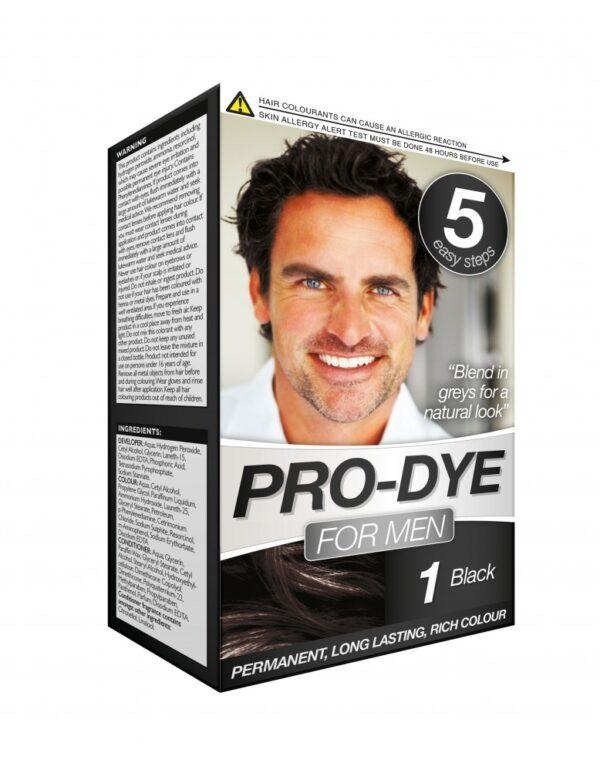Pro-Dye For Men 1 Black