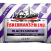 Fisherman's Friend Blackcurrant & Menthol lozenges 25g