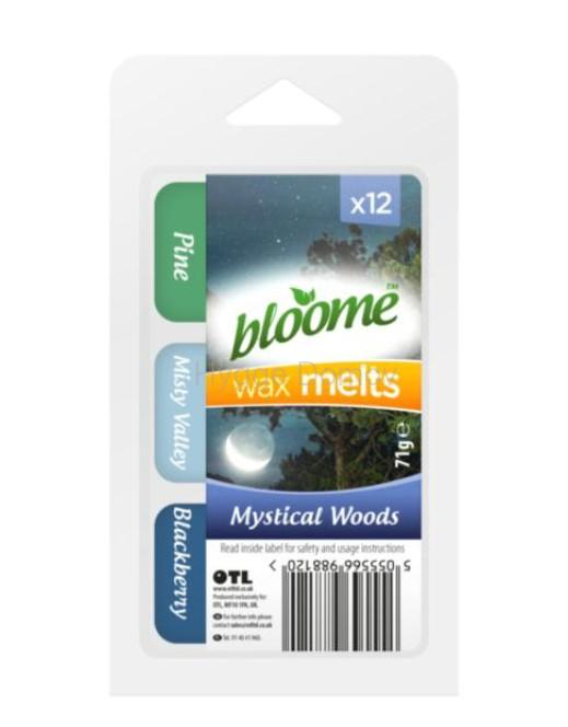 Bloome Wax Melts Mystical Woods 71g