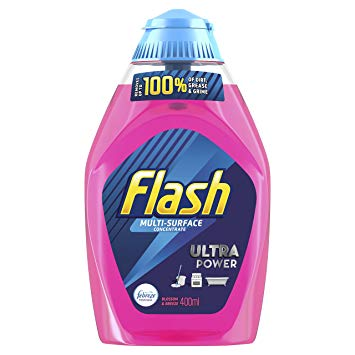 Flash Multi Surface Concentrate Ultra Power Blossom & Breeze 400ml
