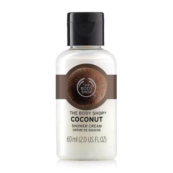 Body Shop Coconut Shower Cream 60ml