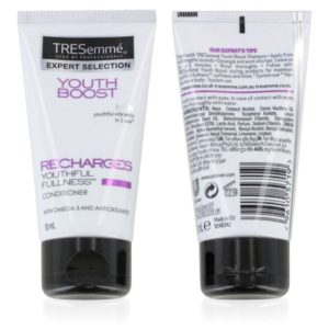 TRESEMME YOUTH BOOST YOUTHFUL FULLNESS CONDITIONER 50ML