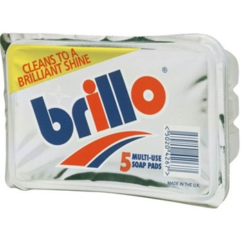 Brillo Pad's 5's