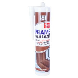 151 Frame Sealant Brown 310ml