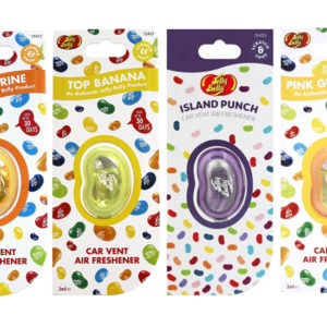 Jelly Belly Car Vent Air Freshener