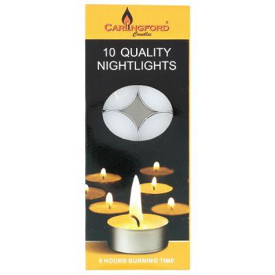 Carlingford 10 Quality Nightlights