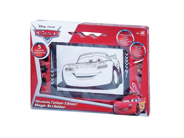 Cars Magic Scribbler