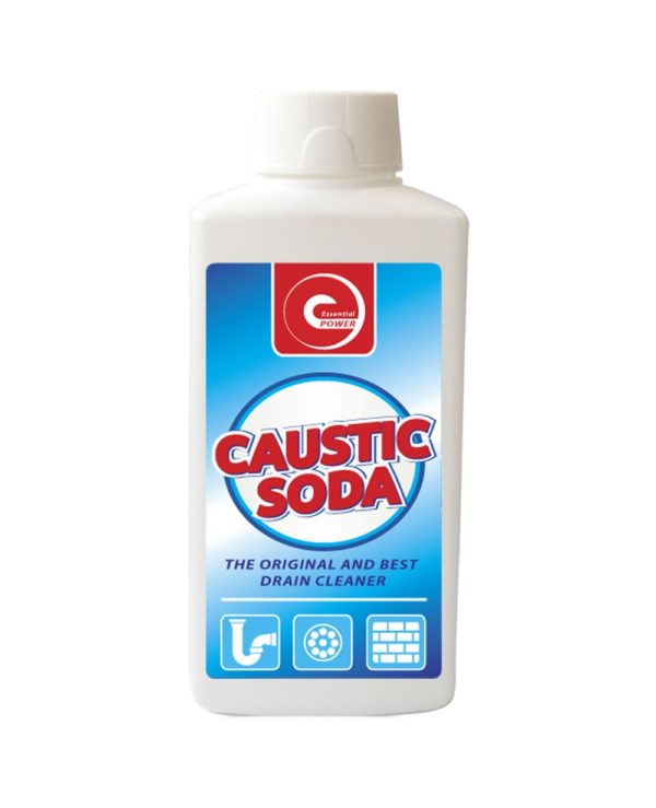 Caustic Soda 375g