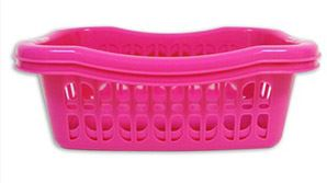 Pack of 4 Mini Storage Baskets Tidy Home School Accessories Stationery Organiser
