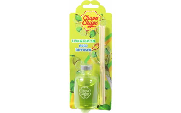 Chupa chups reed diffuser Lime & lemon