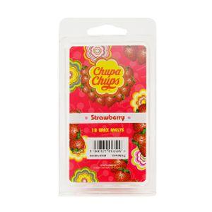 chupa chups 12 wax melts strawberry