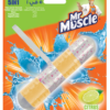 Mr Muscle Continuous 5 in 1 Toilet Cleaner Citrus