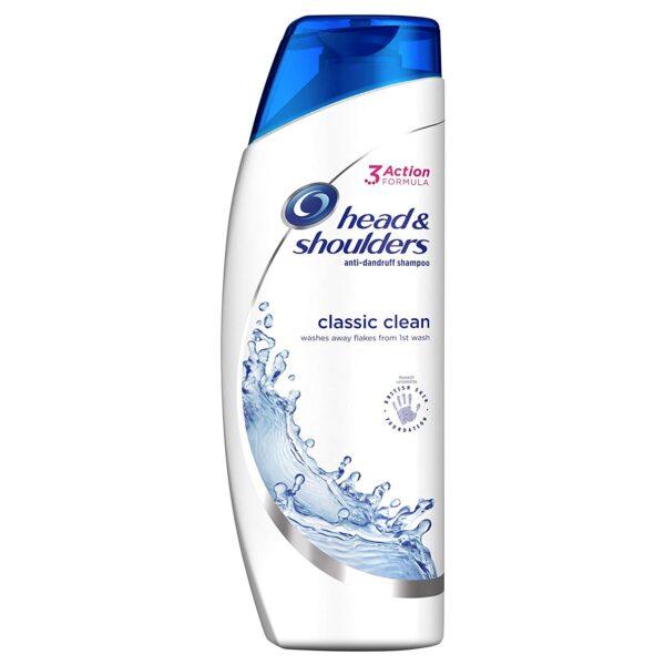 Head & Shoulders Dandruff Shampoo Classic Clean Shampoo 400ml