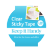 Keep it Handy Clear Sticky Tape 120 Metres