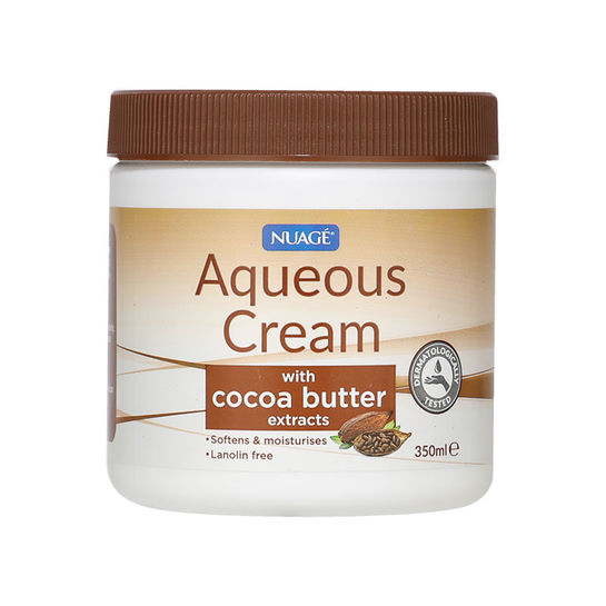 Nuage Aqueous Cream With Cocoa Butter 350g