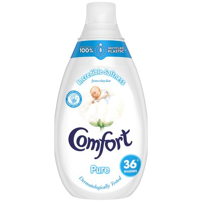 Comfort Ultra Concentrated Pure Fabric Conditioner, 38 wash