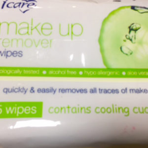 I Care Make Up Remover Wipes Cooling Cucumber 25's