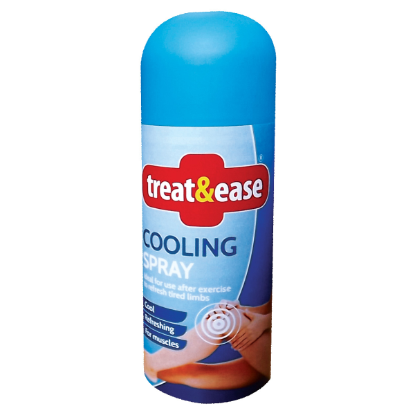 Treat & Ease Cooling Spray 150ml