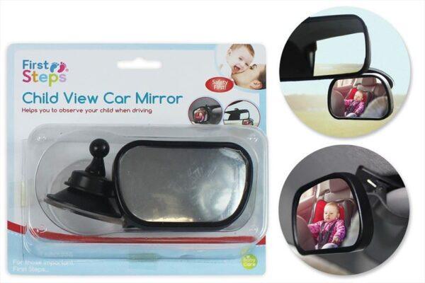 Child View Interior Car Seat Safety Mirror