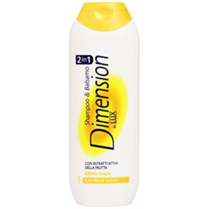 LUX DIMENSION SHAMPOO & CONDITIONER 2 IN 1 250ML for normal hair
