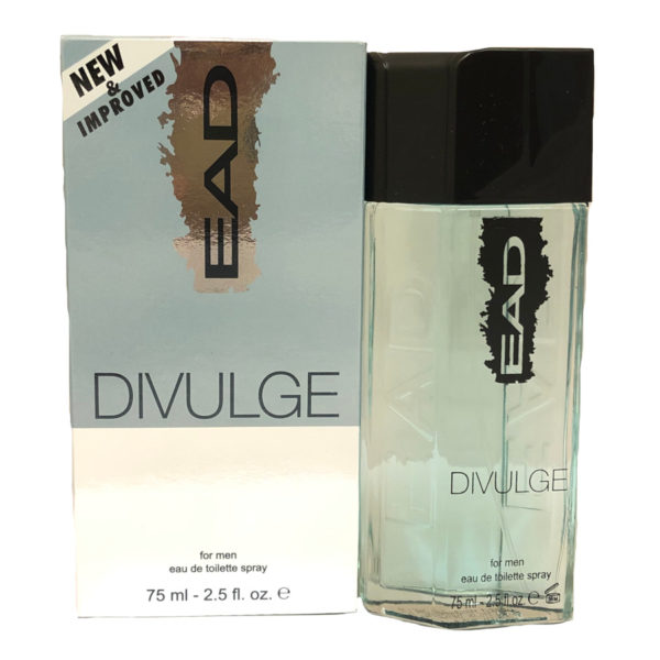 EAD Divulge Eau De Toilette Spray 75ml