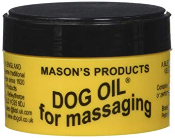 Mason's Dog Oil For Massaging 100ml