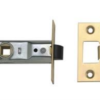 YALE DOOR HANDLE LATCH BRASS