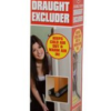 Double Sided Draught Excluders 2 Pack