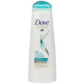 Dove Daily Moisture Shampoo Normal, Dry Hair 250ml