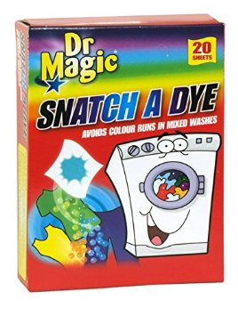 Dr Magic Snatch A Dye 20 sheets