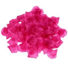 bride & groom decorative rose petals (colour may vary)