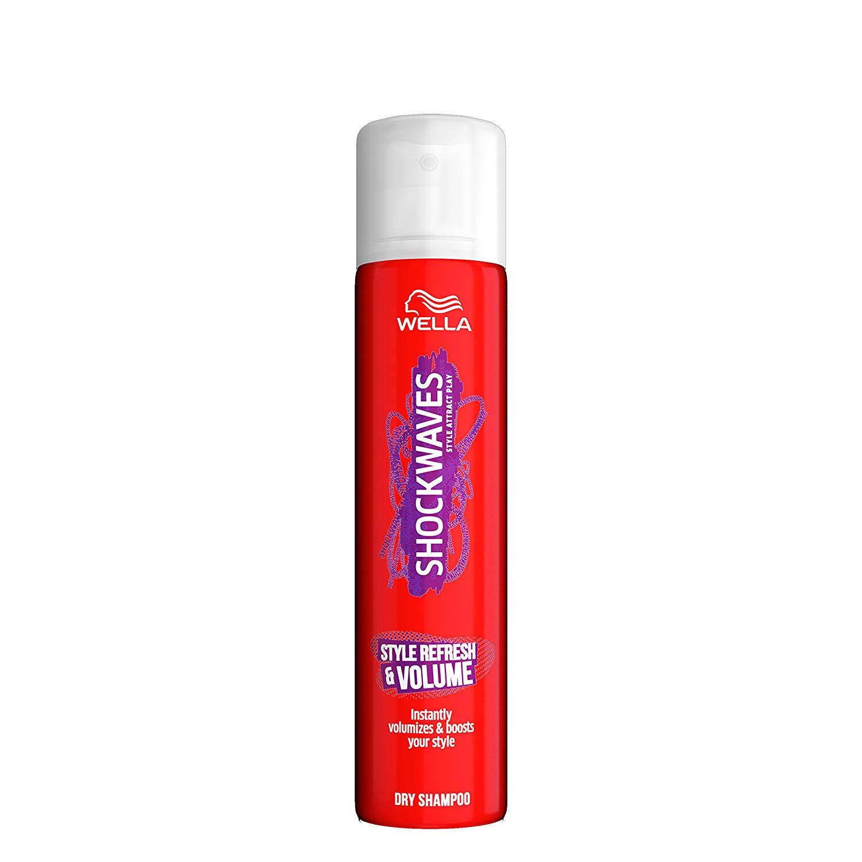 Wella Shockwaves Style Refresh and Volume Dry Shampoo 65 ml