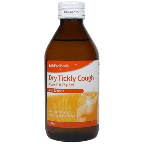 Bell's Dry Tickly Cough 200ml