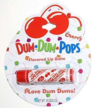 dum dum pops lip balm 4.2g