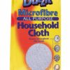 Duzzit Microfibre All Purpose Household Cloth Extra Large Size 35cm x 35cm
