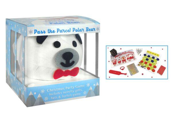 Pass The Parcel - Polar Bear
