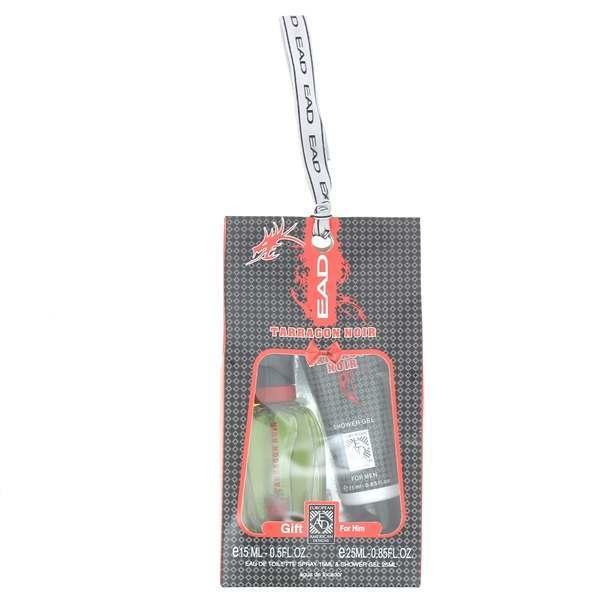 EAD Tarragon Noir Aftershave Gift Set
