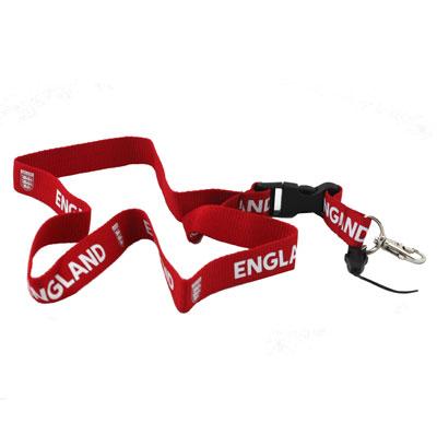 England Lanyard